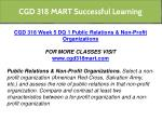 cgd 318 mart successful learning 15