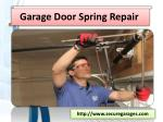 garage door spring repair 1