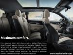 maximum comfort it s a spacious cabin with clean