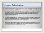 3 image optimization
