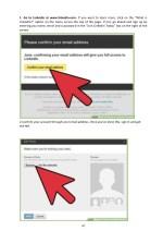 1 go to linkedin at www linkedin com if you want