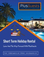 short term holiday rental