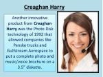 creaghan harry