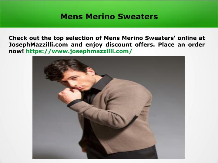 mens merino sweaters n.