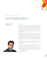 message from the chief digital officer 1