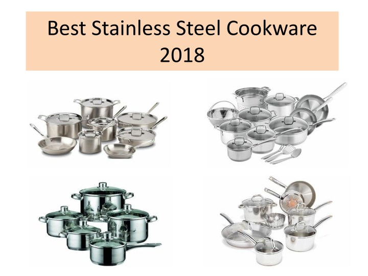 best stainless steel cookware 2018 n.