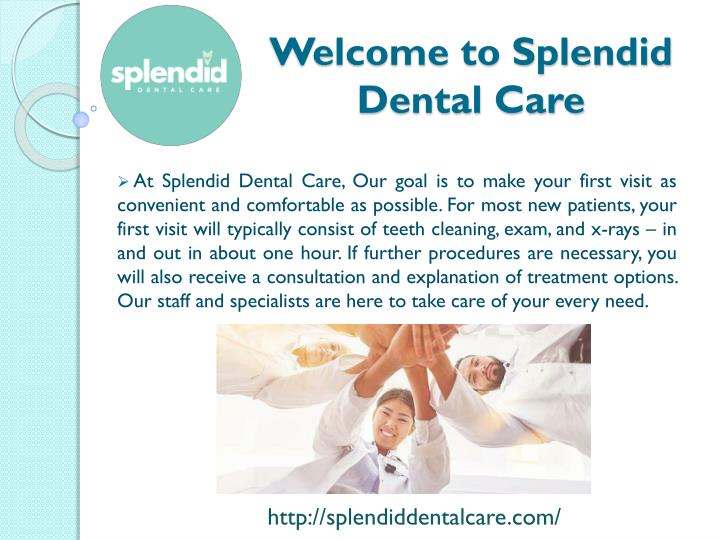 welcome to splendid dental care n.