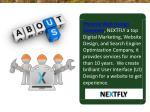 phoenix web design company nextfly a top digital