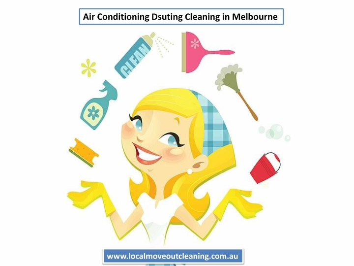 air conditioning dsuting cleaning in melbourne n.