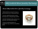 abq gold silver jewelry exchange 1