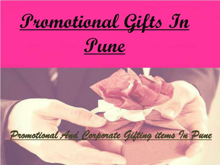 promotional gifts in pune n.