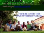 ppa 601 explain the advantages and disadvantages tutorialoutletdotcom 2