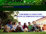 summary about the importance of top management tutorialoutletdotcom 2