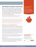 short term savings long term cost