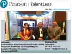 visit us http talentlens in 6