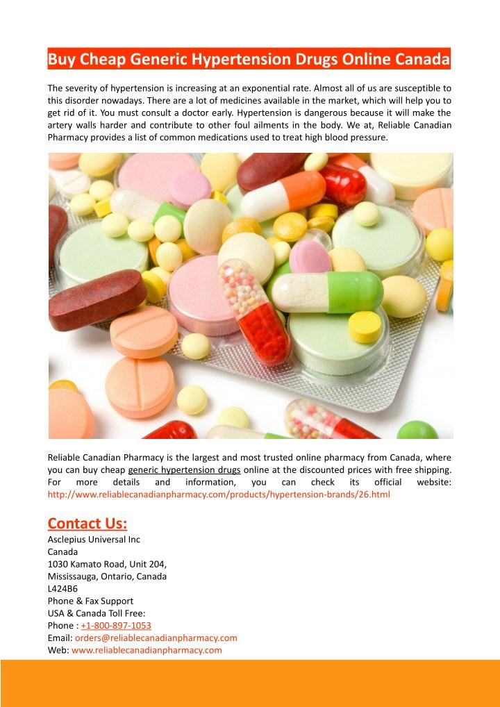 buy cheap generic hypertension drugs online canada n.