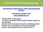 cis 500 study successful learning 15