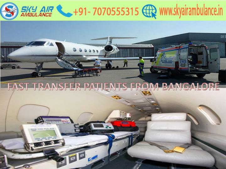 fast transfer patients from bangalore n.