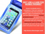 why use a case for mobile phones