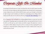 corporate gifts in mumbai 1