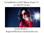 livingmodern 12407 mopac expwy 1