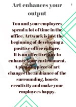 art enhances your output