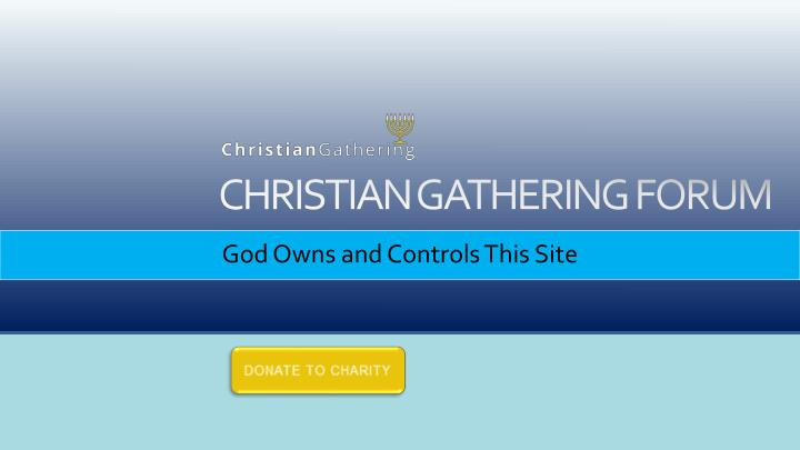 god owns and controls this site n.