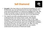 sell diamond 1