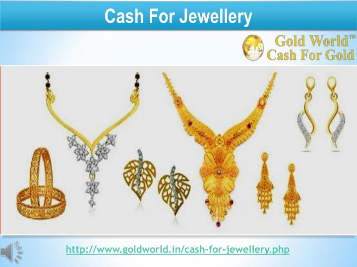 cash for jewellery n.