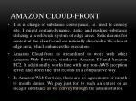 amazon cloud front
