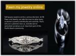 pawn my jewelry online