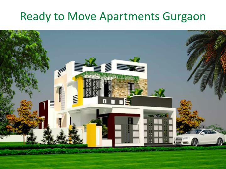 ready to move apartments gurgaon n.
