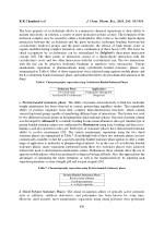 k k chandrul et al j chem pharm res 2010 6