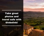 take great photos and travel safe with globelink
