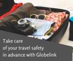 take care of your travel safety in advance with