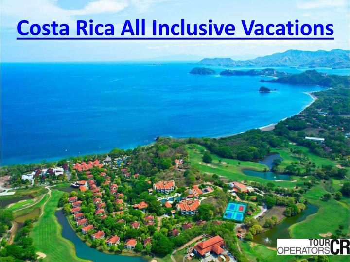 costa rica all inclusive vacations n.