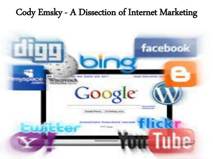 cody emsky a dissection of internet marketing n.