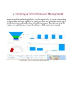 4 creating a better database management