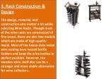 3 rack construction design