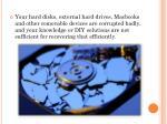 your hard disks external hard drives macbooks