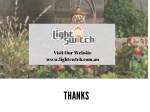visit our website www lightswtch com au