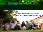 write a 1 200 1 500 word analysis of case tutorialoutletdotcom 2