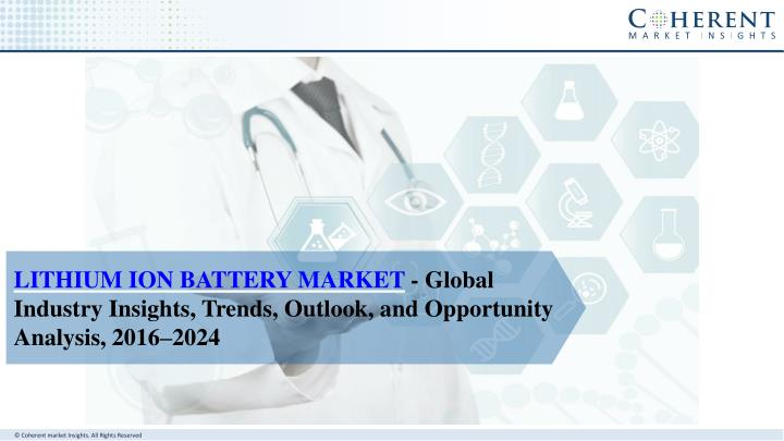 lithium ion battery market global industry n.