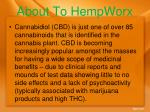 about to hempworx