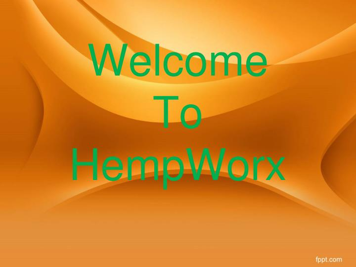 welcome to hempworx n.