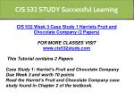 cis 532 study successful learning 3