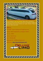 are you looking for town car services deluxe limo