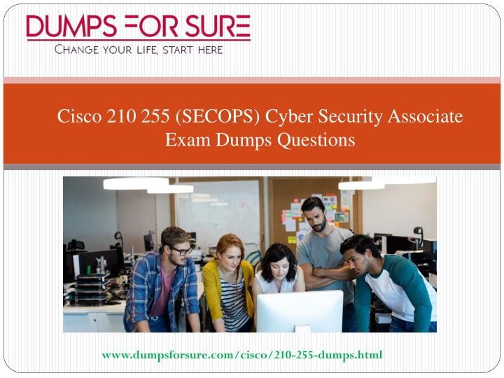 cisco 210 255 secops cyber security associate exam dumps questions n.