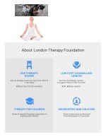 about london therapy foundation