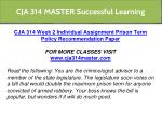 cja 314 master successful learning 8